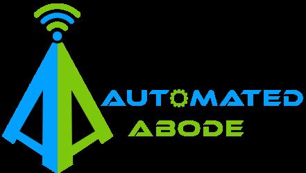 Automated Abode logo - side